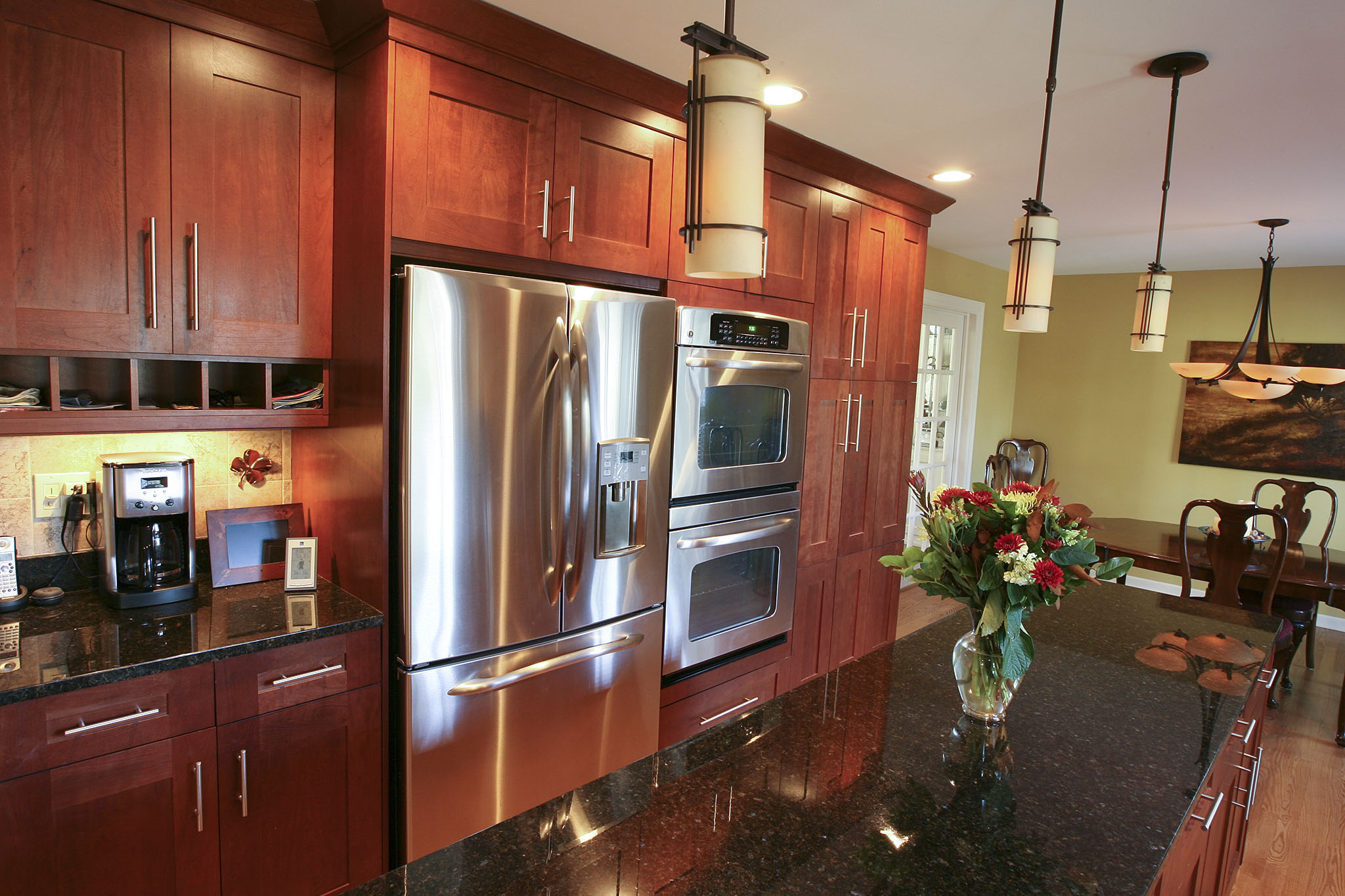 Expand Kitchen Into Dining Room For Layout Improvement