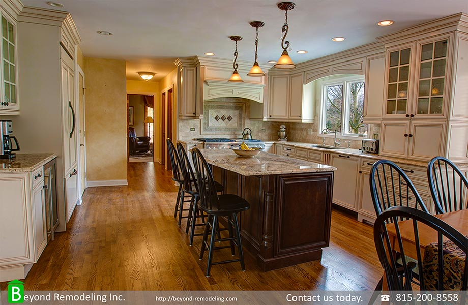 Beyond Remodeling - Kitchen remodeling in Evergreen Colorado