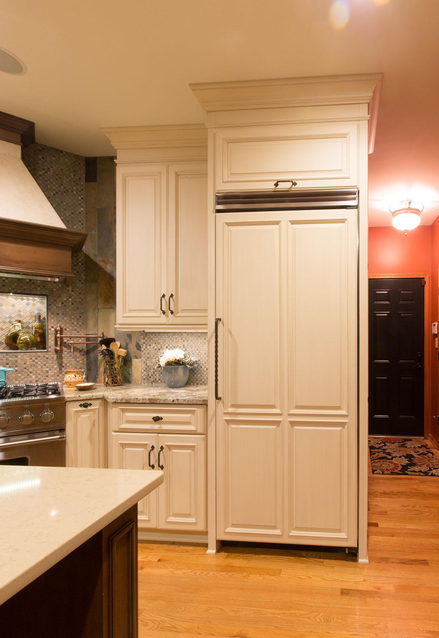 Built-in refrigerator  Sub-Zero